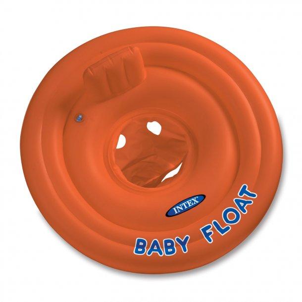 Badedyr - Babystol med ryglæn