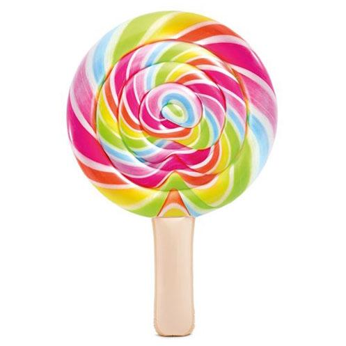 Image of   INTEX Airbed - Lollipop luftmadras