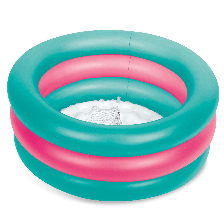 Image of   Blå og Pink børnepool - Ø 65 cm