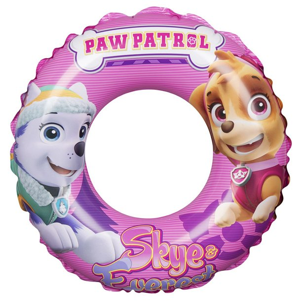 Pink pawpatrol badering- Ø 50 cm