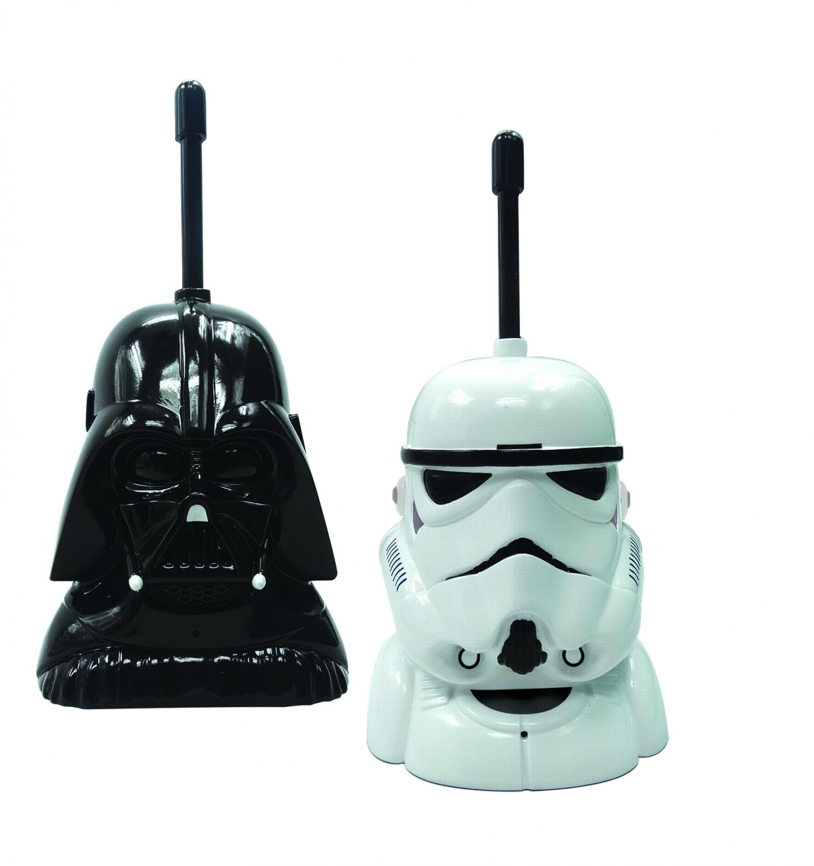 Image of   Star Wars Walkie Talkie sæt - Med to forskellige WalkieTalkies