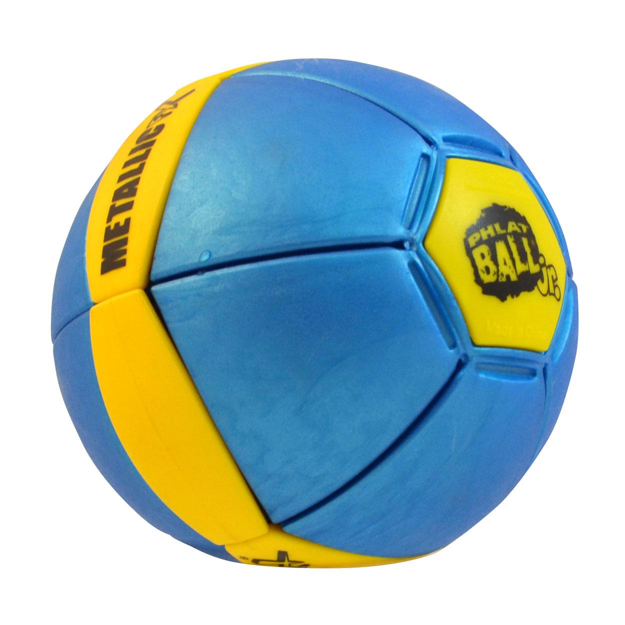 Image of   Phlat Ball Junior Metallic - Blå
