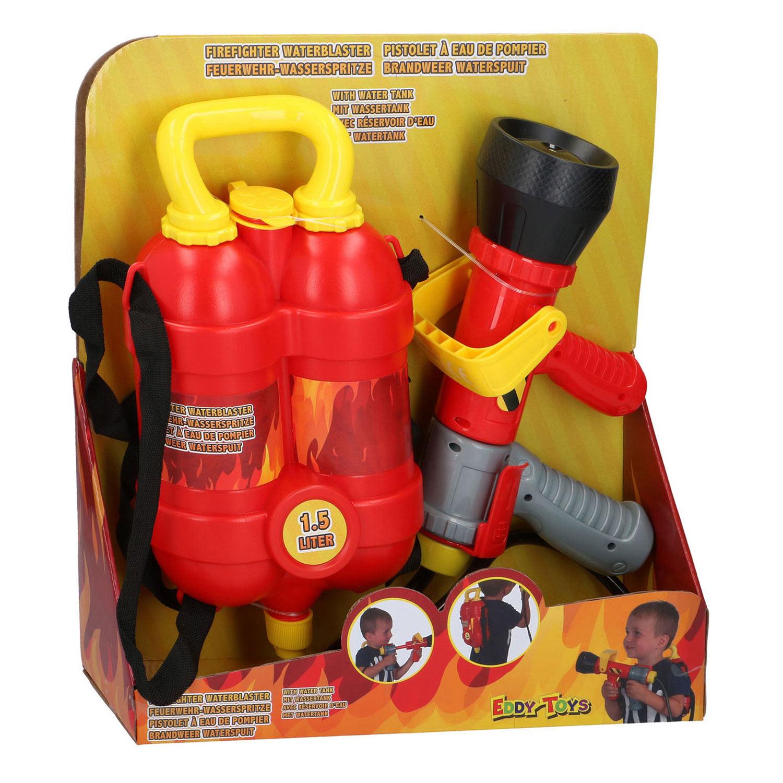 Image of   Brandmands vandpistol med stor vandtank