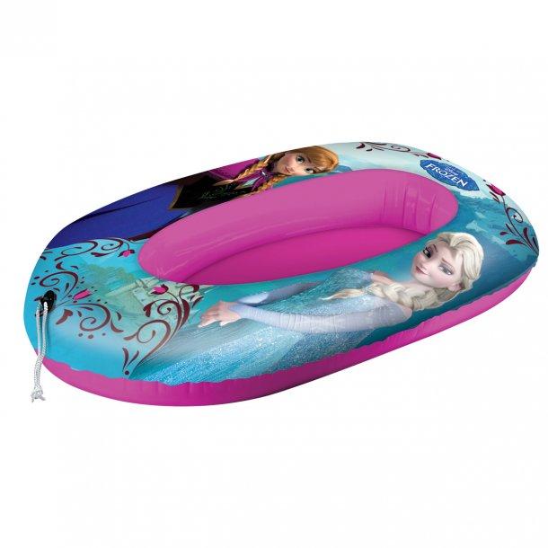Anna og Elsa gummibåd