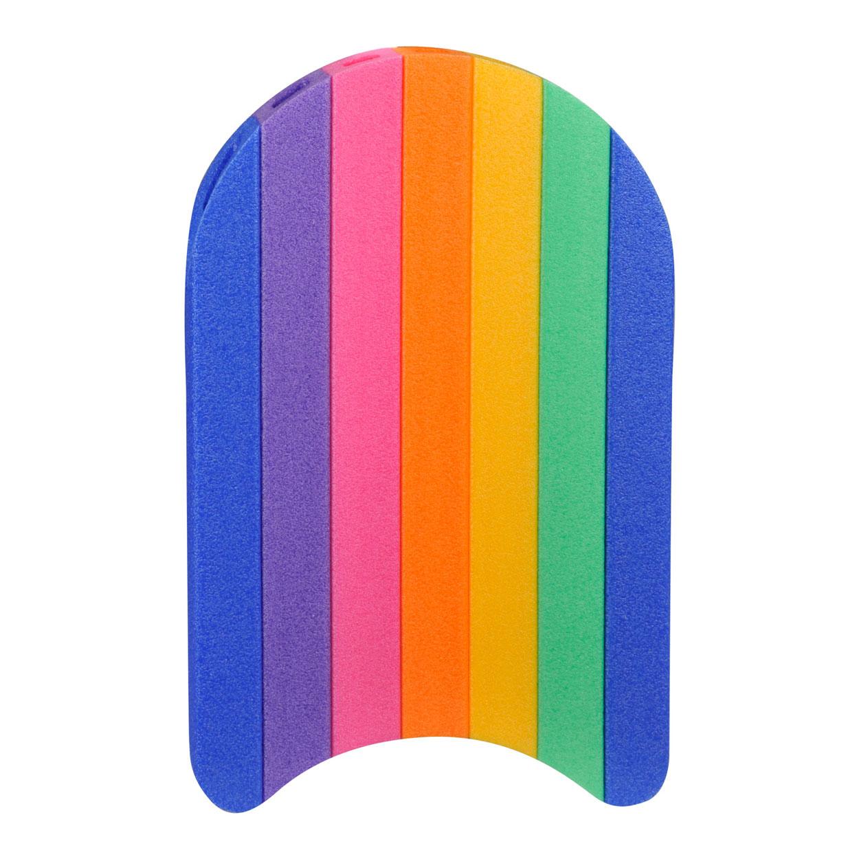 Billede af Kickboard - regnbue