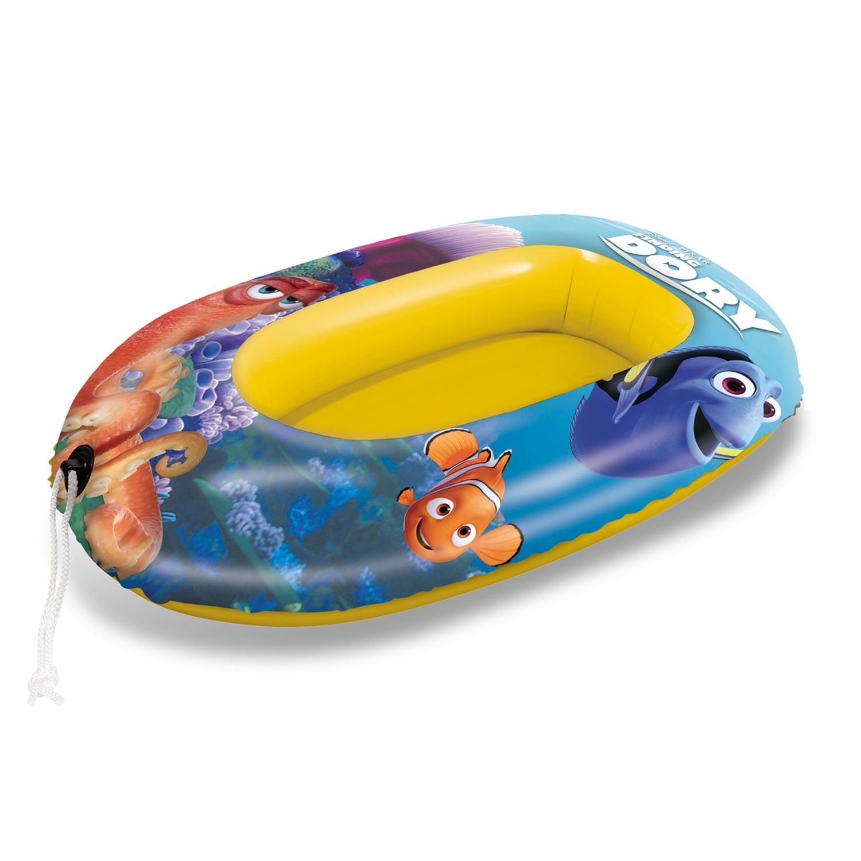 Image of   Oppustelig gummibåd - Finding Dory