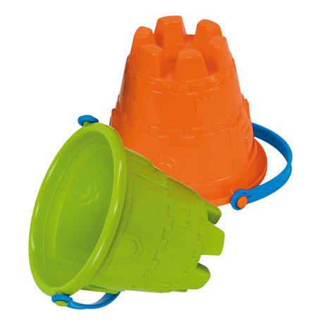 Image of   Gowi Toys - Castle Bucket / Sandform til sandslotte