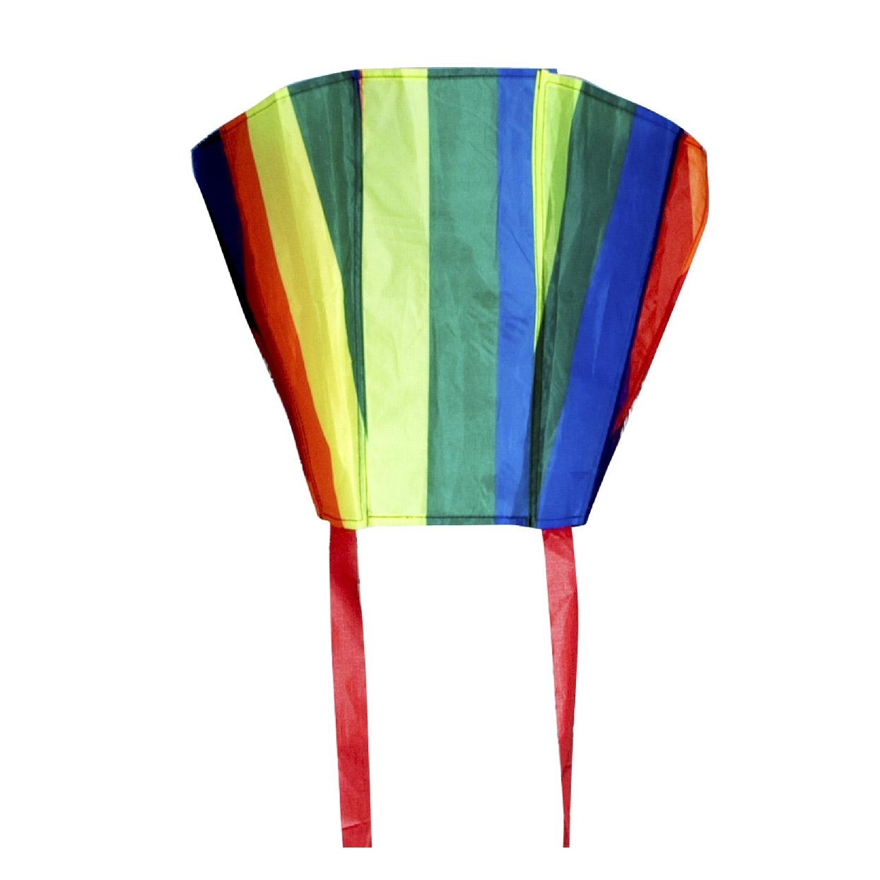 Billede af Rainbow mini drage - Rhombus