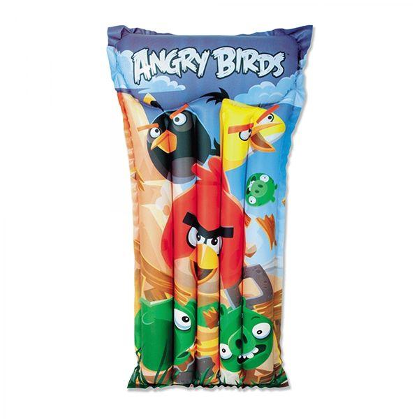 Image of   Bestway Luftmadras - Angry Birds
