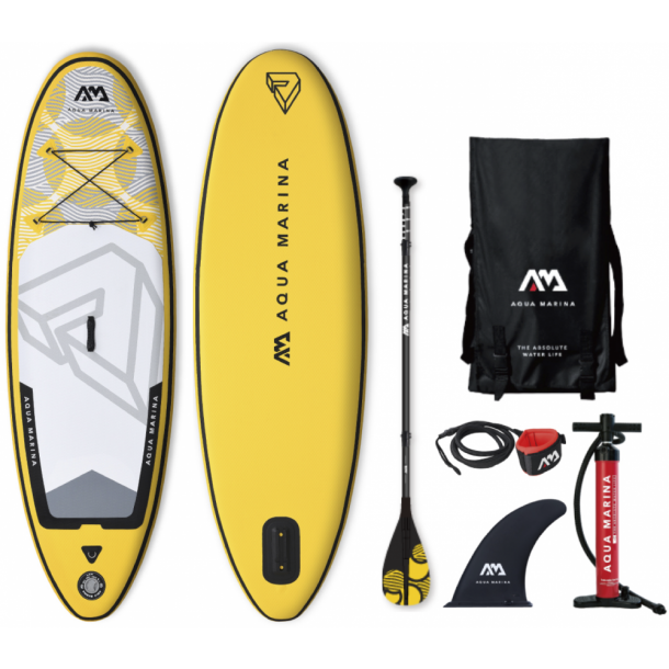 Aqua Marina Vibrant 2019 - Børne Stand Up Paddle (244cm) 8/0