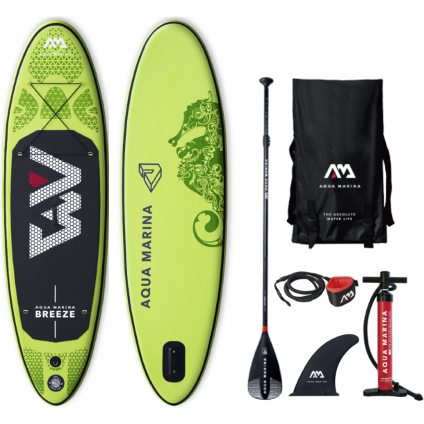 Aqua Marina Breeze 2019 - Stand Up Paddle (275cm) 9/0