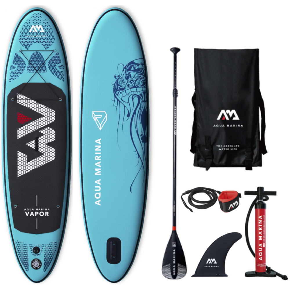 Image of Aqua Marina Vapor 2019 - Stand Up Paddle (300cm) 9/10""