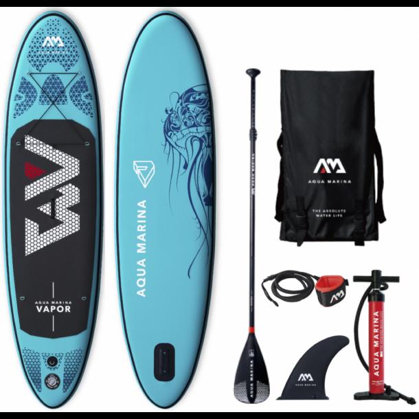 Aqua Marina Vapor 2019 - Stand Up Paddle (300cm)  9/10