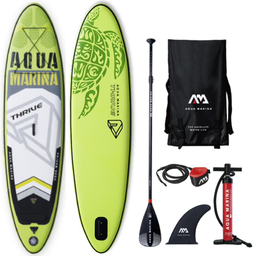 Image of   Aqua Marina Thrive 2019 - Stand Up Paddle (315 cm)10/4""
