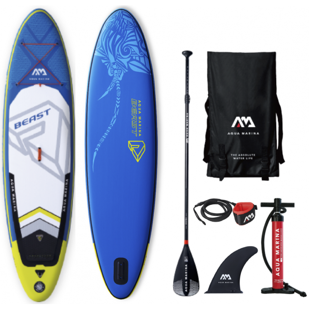 Image of Aqua Marina Beast 2019 - Stand Up Paddle (320cm)10/6""