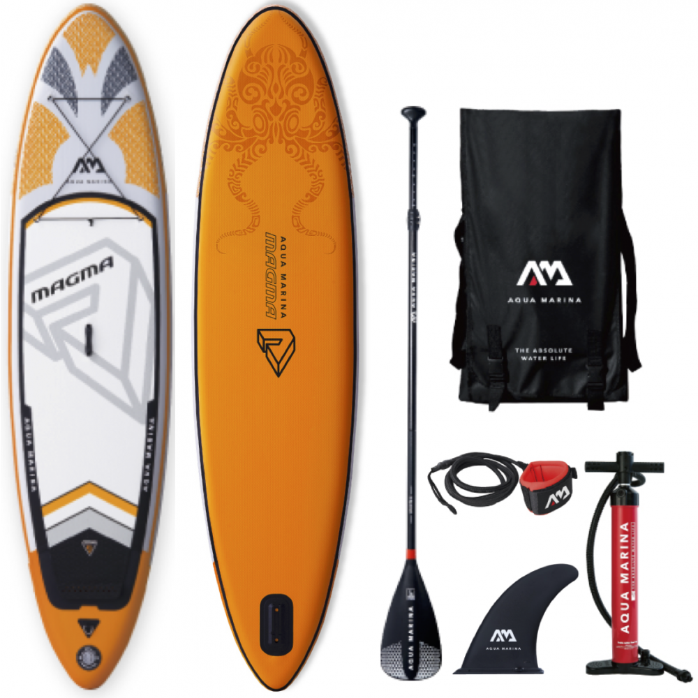 Image of Aqua Marina Magma 2019 - Stand Up Paddle (330cm) 10/10""