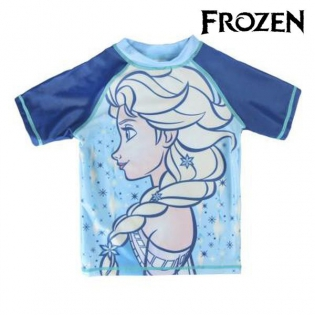 Image of   Frozen bade t-shirt - 3-4 år
