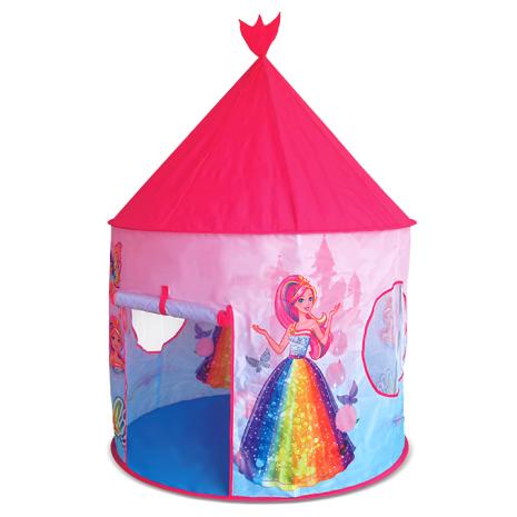 Image of   Barbie Legetelt - Prinsessens telt til eventyrlig stemning