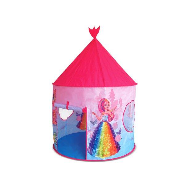 Barbie Legetelt - Prinsessens telt til eventyrlig stemning
