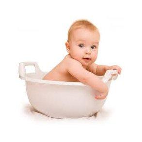 Leg i badet