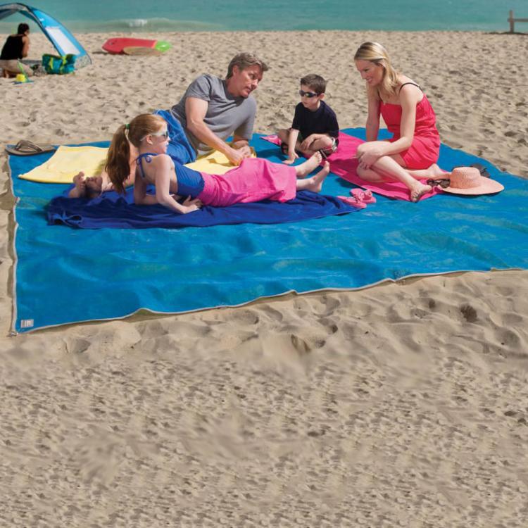 Billede af CGear Large Sandfrit tæppe - 3,05 m x 3,05 m