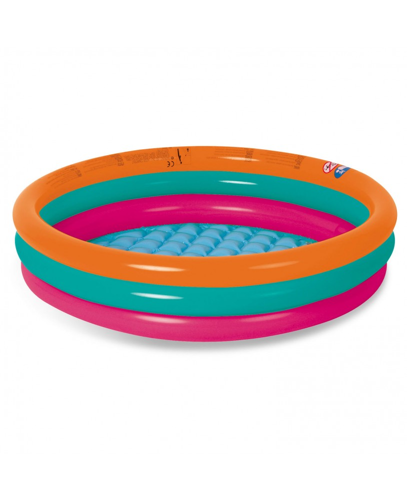 Image of   INTEX Fantasy 3-Rings Baby Pool Ø 100 cm