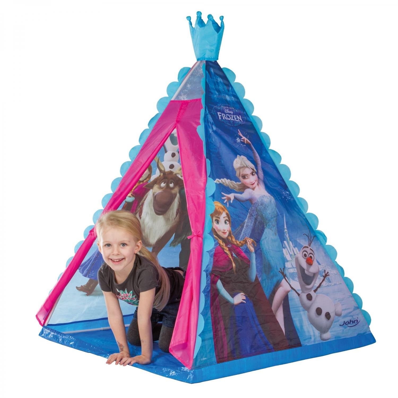 Image of   Frozen Tipi legetelt - Et sejt legetelt til alle frost fans