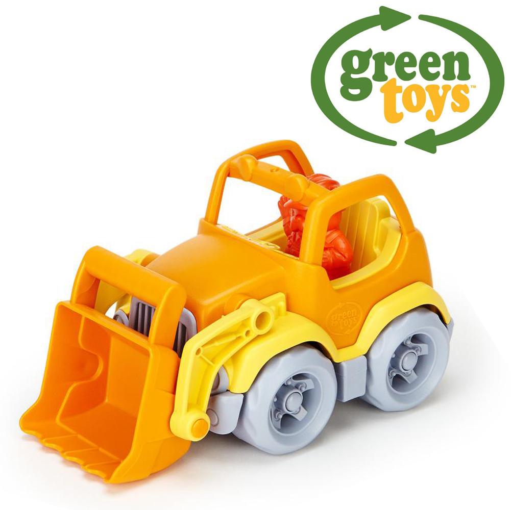 Image of   Green Toys - Gravemaskine lavet af 100% genbrugsplastik