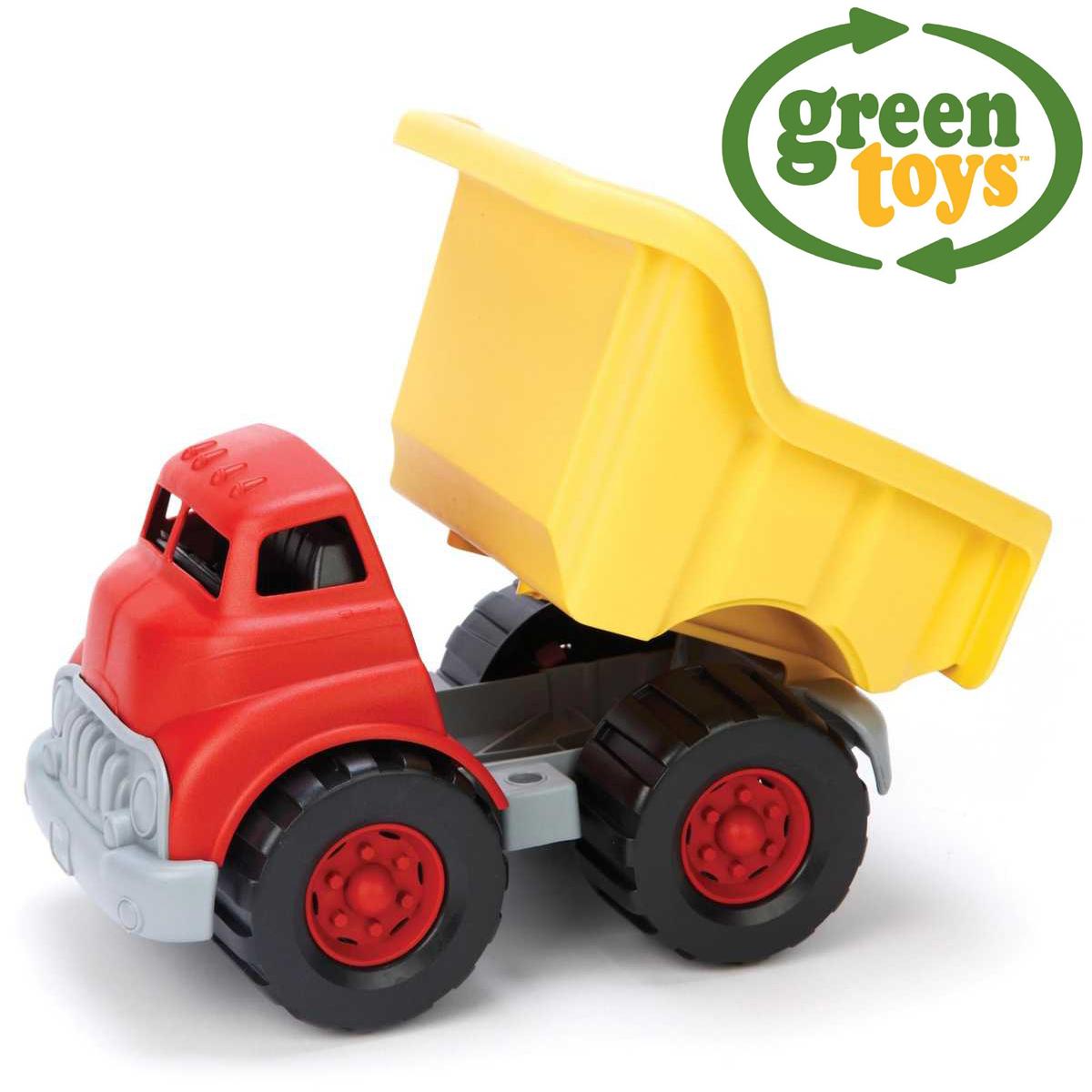 Image of   Green Toys - Dump Truck Lastbil lavet af 100% genbrugsplastik