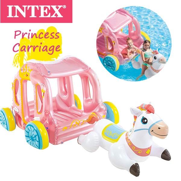 Billede af INTEX oppustelig prinsesse karet