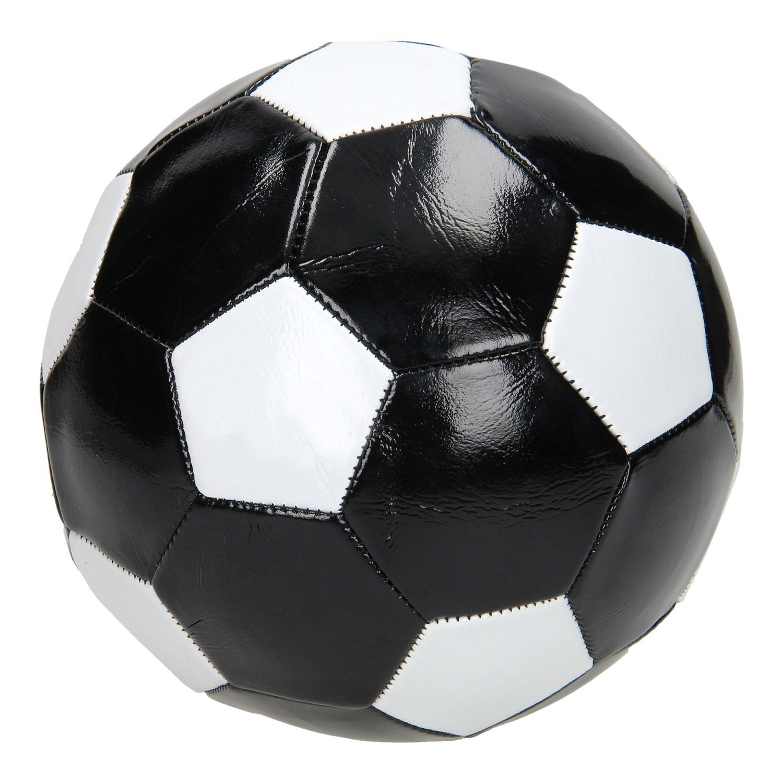 Billede af Klassisk Fodbold i sort og hvid - Ø 20 cm