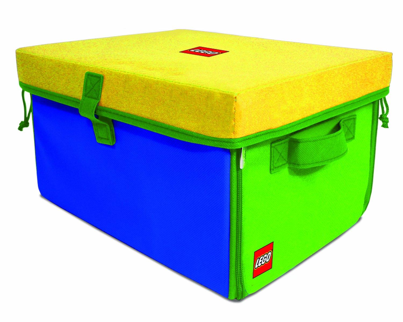 Lego Zipbox Opbevaring Med Lag Og Vejbaner Indeleg Kvalitets Legetoj Fra Maxileg