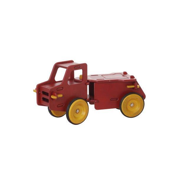 Moover Dump Truck i Rød