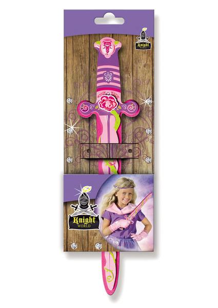 Sejt Pigesværd i Skum - Udklædning - Kvalitets legetøj fra Maxileg