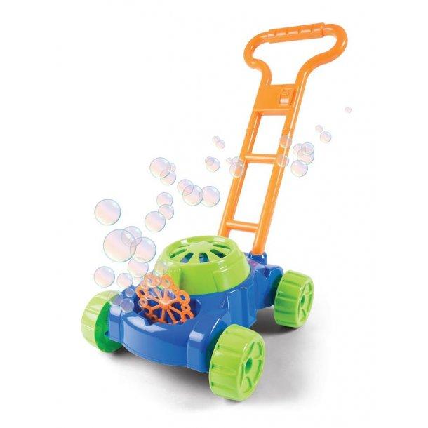 4-KIDS BOBLE - Græsslåmaskine med sæbebobler