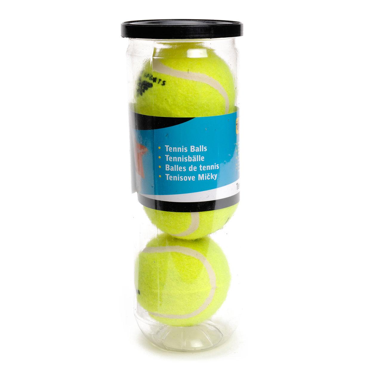 Billede af Tennis bolde - Rør med 3 stk.