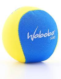 Image of   Waboba surf ball i Blå og Gul